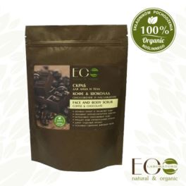EO LAB - COFFEE & CHOCOLATE SCRUB DO CIAŁA 200G