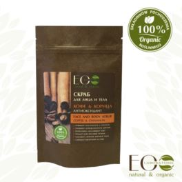 EO LAB - COFFEE & CINNAMON SCRUB DO CIAŁA 40G