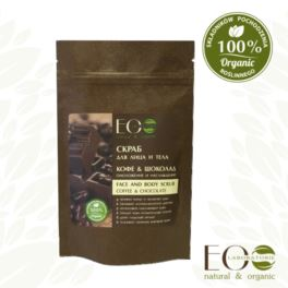 EO LAB - COFFEE & CHOCOLATE SCRUB DO CIAŁA 40G